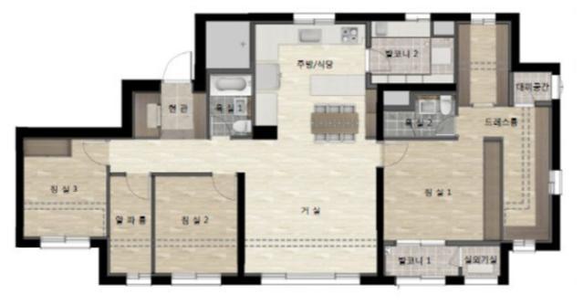 `집콕족` 넓은 주택을 좋아해…중형 규모 주택, 가격 상승률 가장 높아