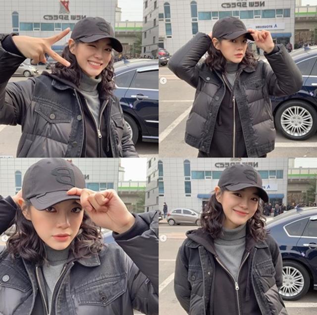 김세정, 경이로운 잘생김…걸크러시 폭발 ...