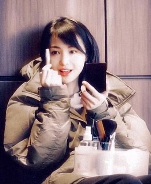 정솽 장헝 대리모 출산 낙태 종용 해명 사진=정솽 SNS