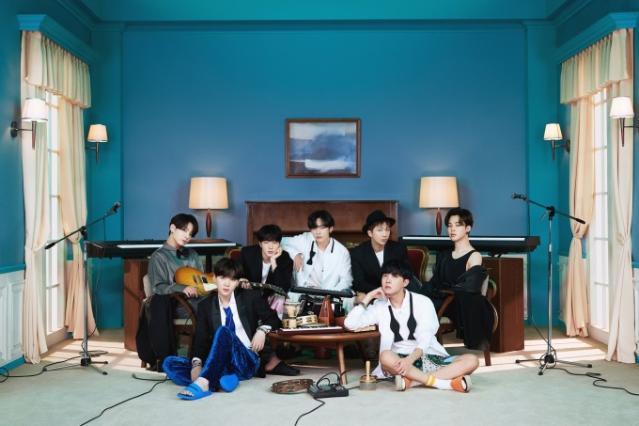 방탄소년단 'BE', '빌보드 200' ...