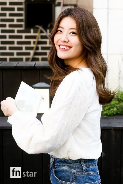 [포토] 남지현, '상큼 발랄'