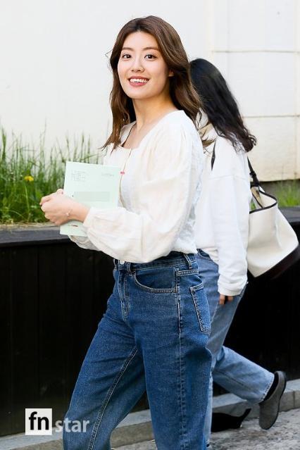 [포토] 남지현, '햇살 맞으며 화사하게...