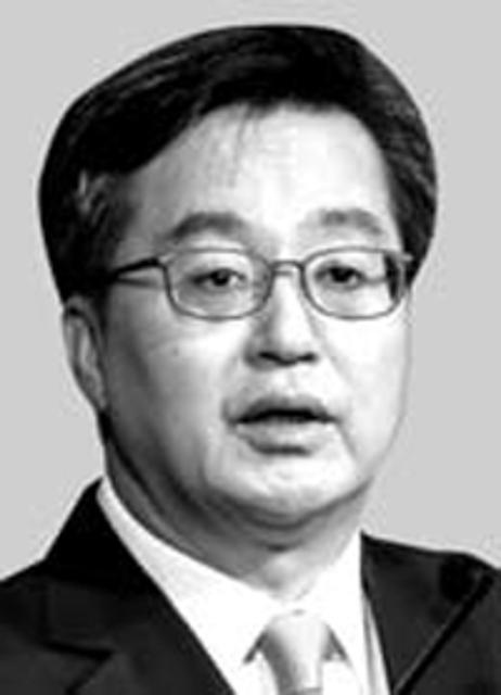 김동연, 총리직 제안받았지만 고사