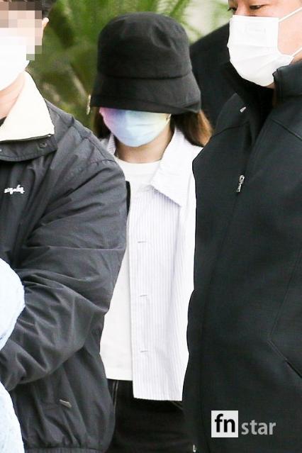 [포토] 트와이스 나연, '앞이 보이려나...