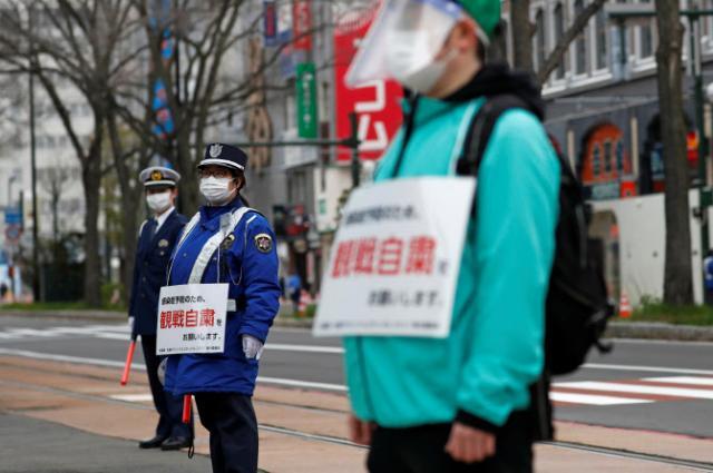 코로나 상황파악도 안되는 일본, ...
