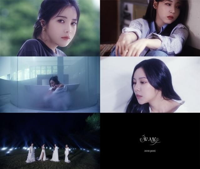 마마무 컴백확정, 6월 신보 발매…'WA...