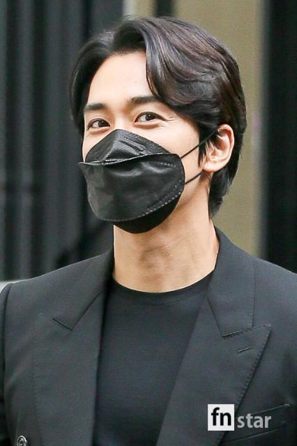 [포토] 송승헌, '뱀파이어과 미남'