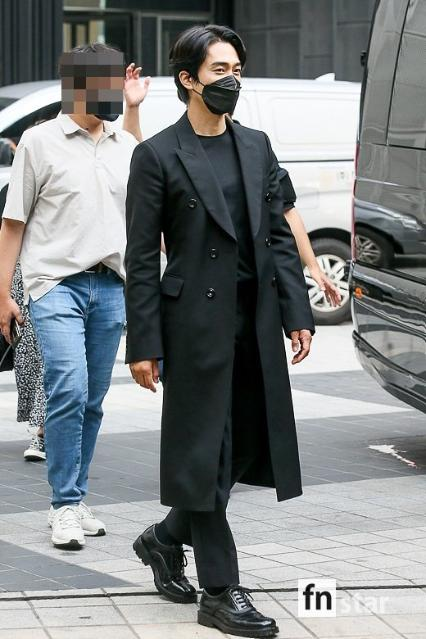 [포토] 송승헌, '탁월한 멋짐'