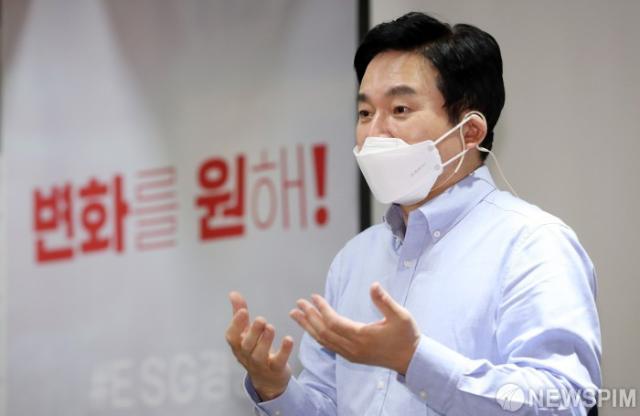 """원희룡 """"與 공작정치 시작…이준석..."""