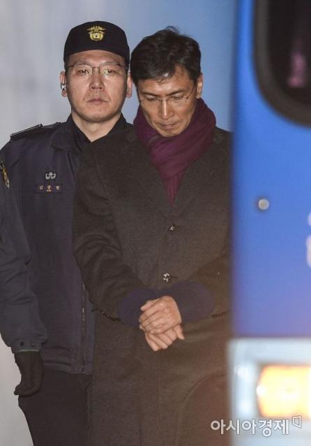 법원, 안희정 성폭행 피해자 신체...